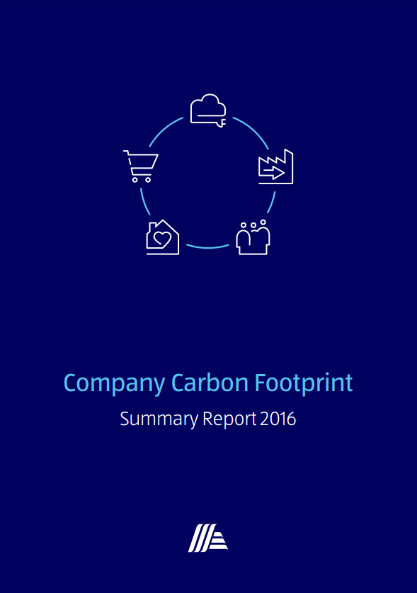 Company Carbon Footprint - Summary Report 2016