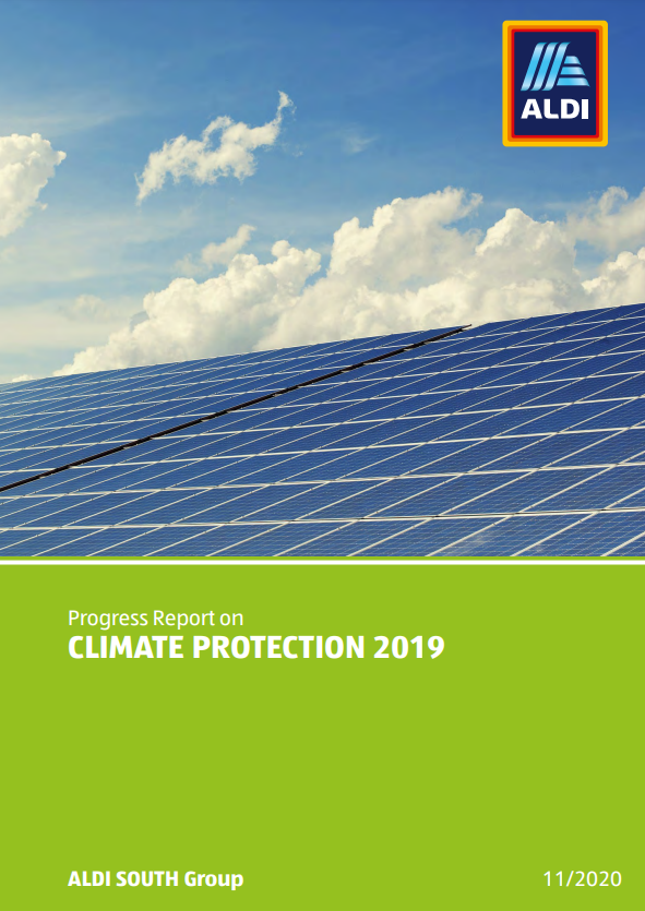 Progress Report on Climate Protection 2019