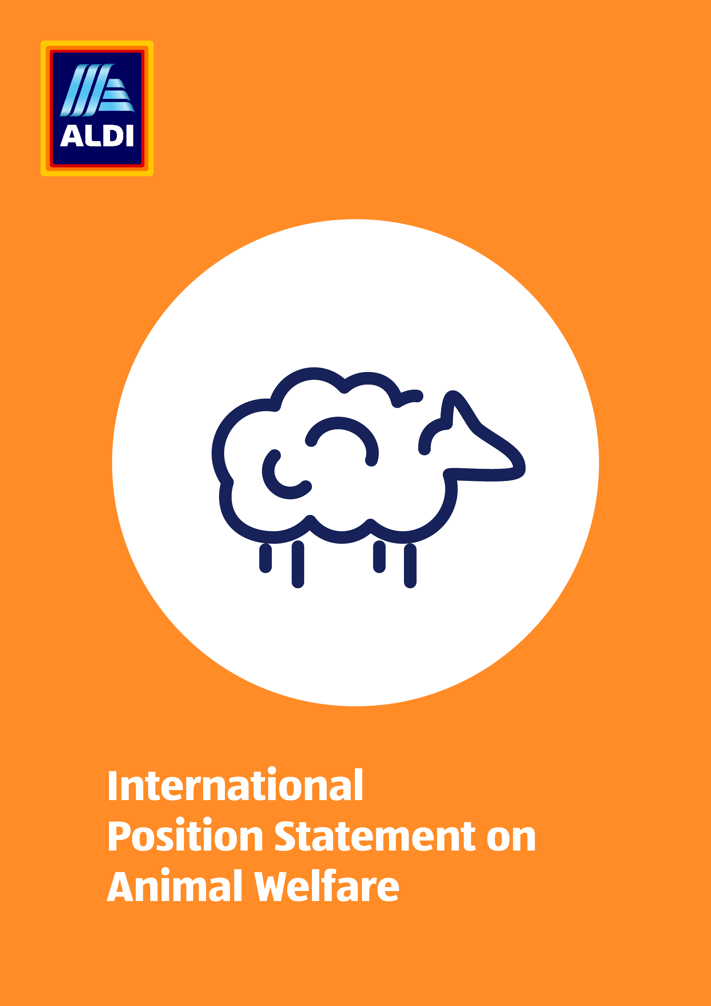 International Position Statement on Animal Welfare