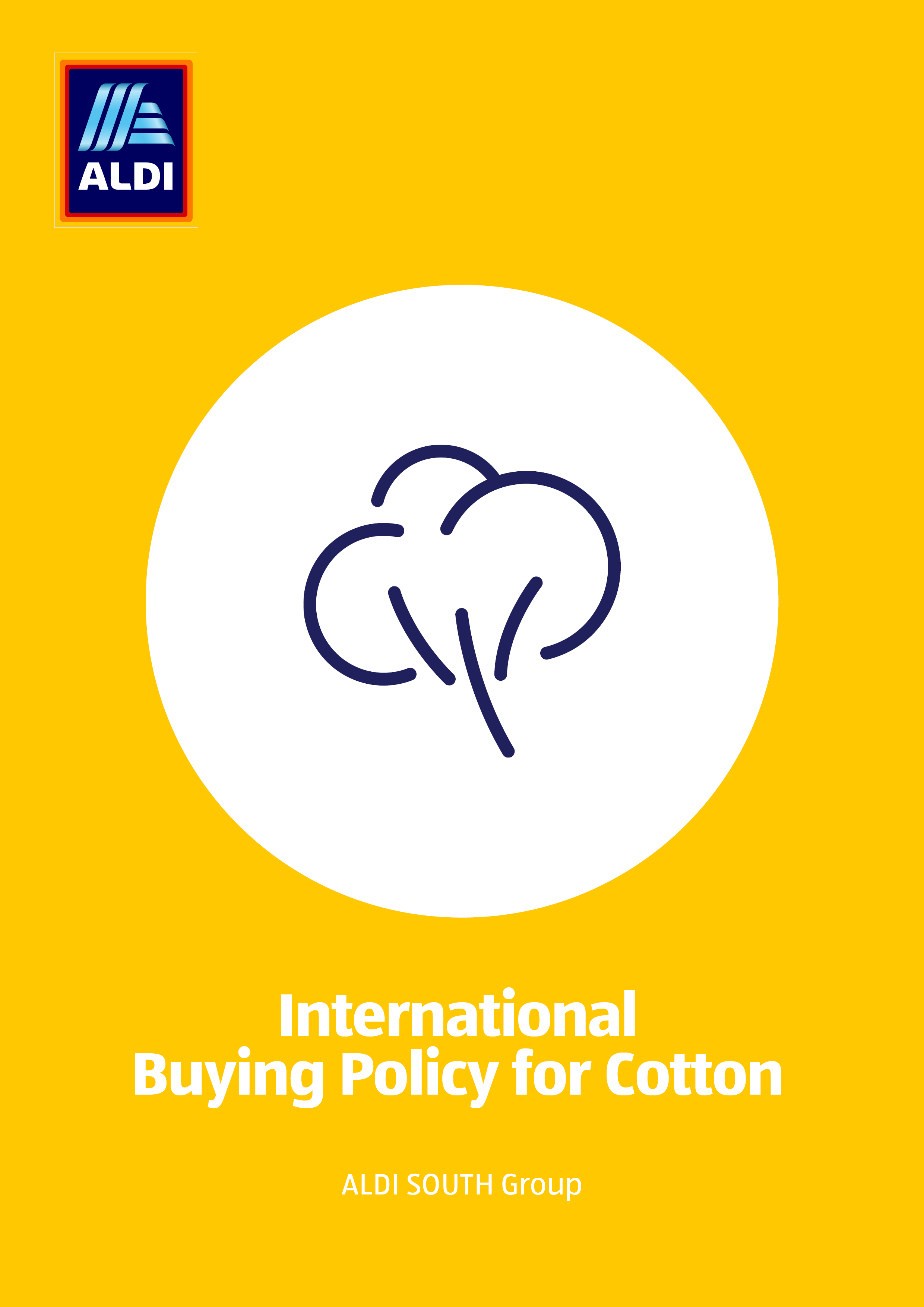 International Buying Policy for Cotton