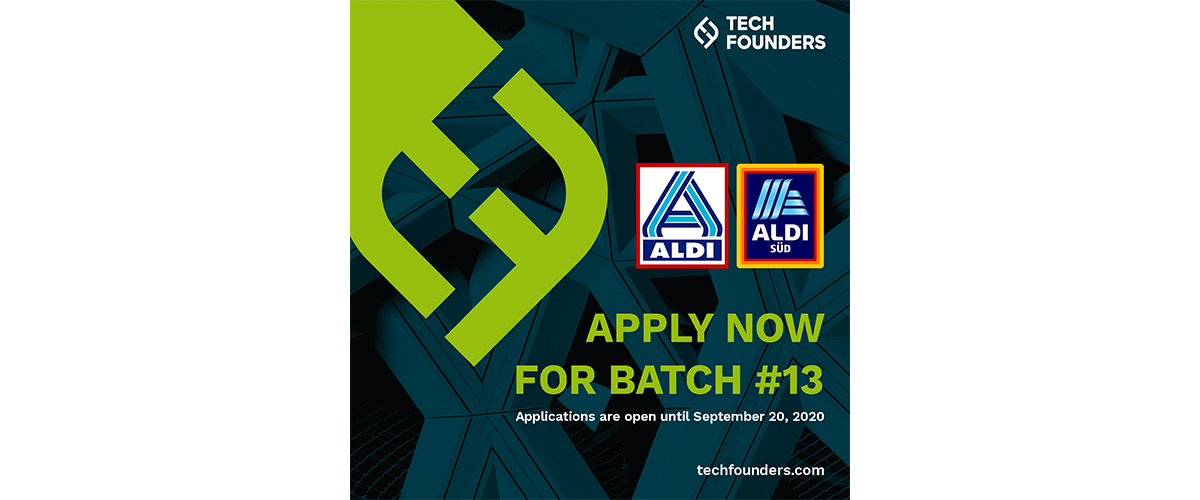 ALDI Nord and ALDI Süd looking for startups