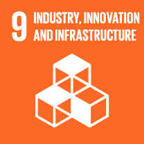 9 Industry, innovation and infrastructure
