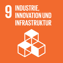 9 Industrie, Innovation und Infrastruktur