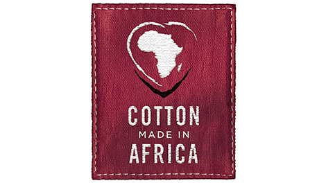 Logo of Cotton made in Africa
