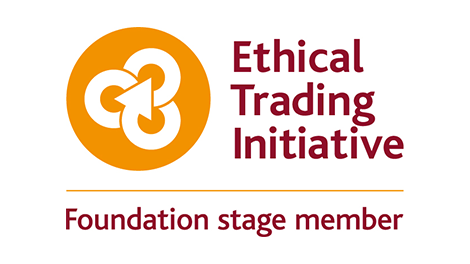 Logo of Ethical Trading Initiative (ETI)