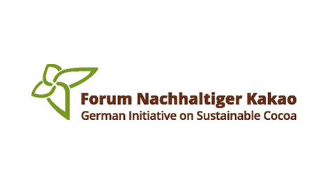 Logo of the German Initiative on Sustainable Cocoa