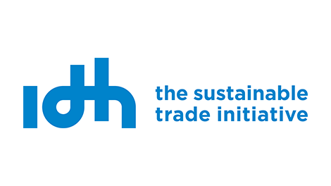 Logo of IDH - The Sustainable Trade Initiative