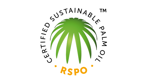 Logo of Roundtable on Sustainable Palm Oil (RSPO)