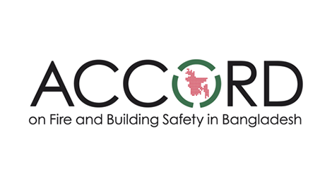 Logo of Accord on Fire and Building Safety