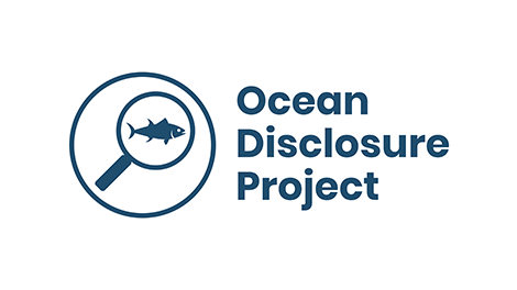 Logo of Ocean Disclosure Project (ODP)