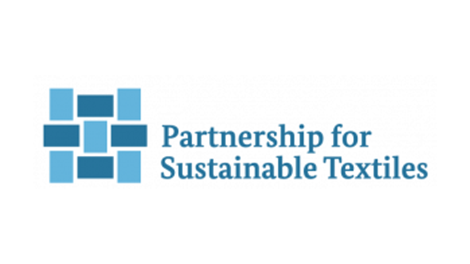 Logo of Partnership for Sustainable Textiles