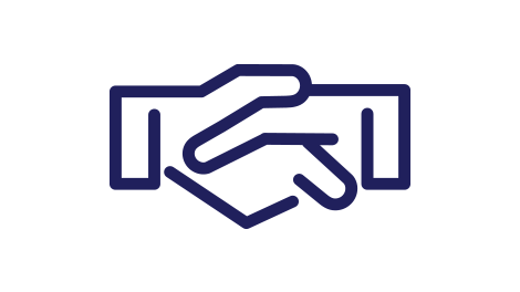 Logo for partnerships
