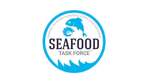 Logo of Seafood Task Force (STF)
