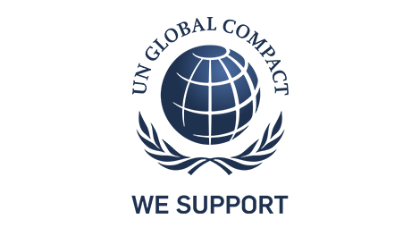 Logo of United Nations Global Compact