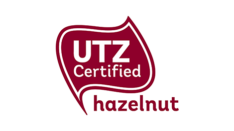 Logo of UTZ Hazelnut