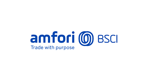 Logo of amfori Business Social Compliance Initiative (BSCI)