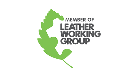 Logo of Leather Working Group (LWG)