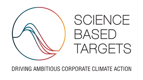 Logo of Science Based Targets initiative (SBTi)