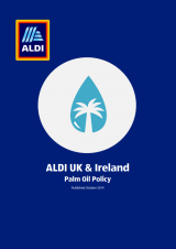 ALDI UK/IE: Palm Oil Policy