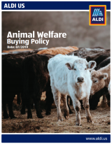 ALDI US: Animal Welfare Buying Policy