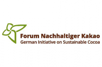 Logo of German Initiative on Sustainable Cocoa