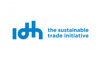 Logo of IDH - Sustainable Trade Initiative